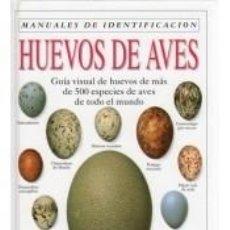 Libros: HUEVOS DE AVES. Lote 261166255