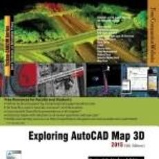 Libros: EXPLORING AUTOCAD MAP 3D 2015. Lote 262231525