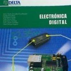 Libros: PROBLEMAS RESUELTOS DE ELECTRÓNICA DIGITAL. Lote 262690810