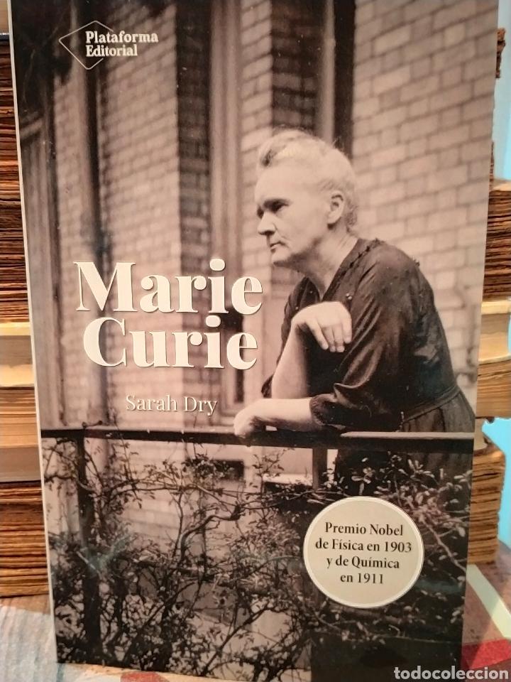 SARAH DRY. MARIE CURIE .PLATAFORMA (Libros Nuevos - Ciencias Manuales y Oficios - Ciencias Naturales)