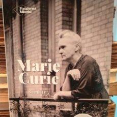 Libros: SARAH DRY. MARIE CURIE .PLATAFORMA. Lote 262823565