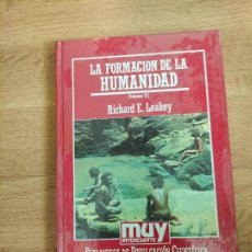 Libros: B. DIVULGACIÓN CIENTÍFICA MUY INTERESANTE *PRECINTADO* N°15 LA FORMACIÓN DE LA HUMANIDAD VOL. II LE. Lote 263049310