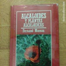 Libros: B. DIVULGACIÓN CIENTÍFICA MUY INTERESANTE *PRECINTADO* N° 37 ALCALOIDES Y PLANTAS ALCALOIDEAS MOREAU. Lote 263053750
