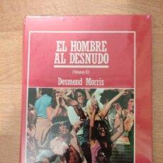 Libros: B. DIVULGACIÓN CIENTÍFICA MUY INTERESANTE *PRECINTADO* N° 55 EL HOMBRE DESNUDO VOL. 2 DESMOND MORRIS. Lote 263085475
