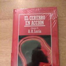 Libros: B. DIVULGACIÓN CIENTÍFICA MUY INTERESANTE *PRECINTADO* N° 57 EL CEREBRO EN ACCIÓN VOL. 2 LURIA. Lote 263086320