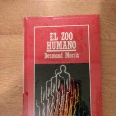 Libros: B. DIVULGACIÓN CIENTÍFICA MUY INTERESANTE *PRECINTADO* N° 24 EL ZOO HUMANO DESMOND MORRIS. Lote 263087595