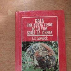Livros: B. DIVULGACIÓN CIENTÍFICA MUY INTERESANTE *PRECINTADO* N° 22 GAIA, UNA NUEVA VISIÓN DE LA VIDA. Lote 263088010