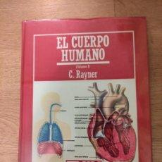 Libros: B. DIVULGACIÓN CIENTÍFICA MUY INTERESANTE *PRECINTADO* N° 19 EL CUERPO HUMANO VOL. I RAYNER. Lote 263088885