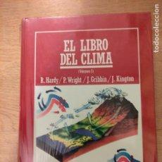 Libros: B. DIVULGACIÓN CIENTÍFICA MUY INTERESANTE *PRECINTADO* N° 39 EL LIBRO DEL CLIMA VOL. 1. Lote 263093465