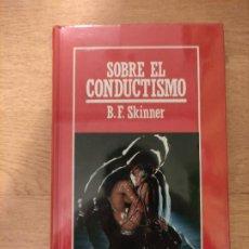 Livros: B. DIVULGACIÓN CIENTÍFICA MUY INTERESANTE *PRECINTADO* N° 49 SOBRE EL CONDUCTISMO SKINNER. Lote 263093905