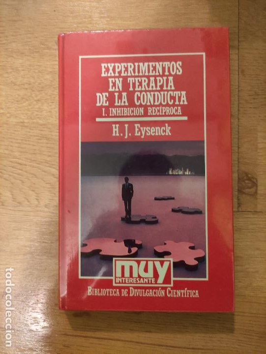 B. DIVULGACIÓN CIENTÍFICA MUY INTERESANTE *PRECINTADO* N° 44 EXPERIMENTOS EN TERAPIA LA CONDUCTA 1 (Libros Nuevos - Ciencias Manuales y Oficios - Ciencias Naturales)