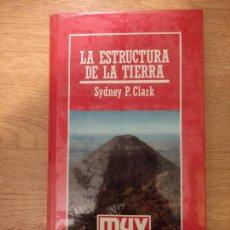 Libros: B. DIVULGACIÓN CIENTÍFICA MUY INTERESANTE *PRECINTADO* N° 41 LA ESTRUCTURA DE LA TIERRA CLARK. Lote 263094500