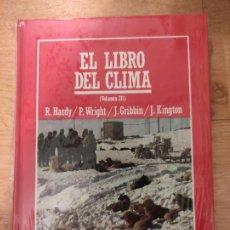 Libros: B. DIVULGACIÓN CIENTÍFICA MUY INTERESANTE *PRECINTADO* N° 47 EL LIBRO DEL CLIMA VOL. 3 HARDY. Lote 263094580