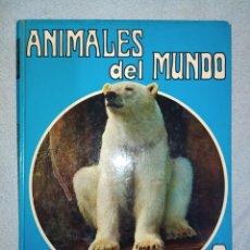 Libros: ANIMALES DEL MUNDO. UN LIBRO CON BELLAS FOTOGRAFÍAS Y UNA BREVE EXPLICACIÓN. N°2.EN BUEN ESTADO DE C. Lote 266005308
