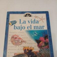 Livros: LIBRO DESCUBRIMIENTOS LA VIDA BAJO EL MAR DEBATE CÍRCULO DE LECTORES. Lote 267516989