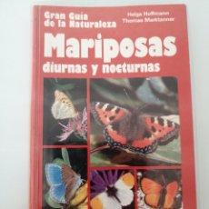 Libri: GRAN GUÍA DE LA NATURALEZA. MARIPOSAS DIURNAS Y NOCTURNAS.. Lote 268738639