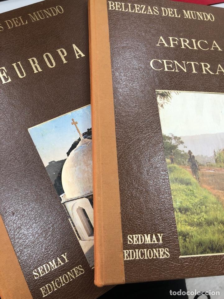BELLEZAS DEL MUNDO SEDMAY EDICIONES - AFRICA CENTRAL Y EUROPA GRAN FORMATO (Libros Nuevos - Ciencias Manuales y Oficios - Ciencias Naturales)