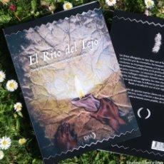 Libros: EL RITO DEL TEJO. DAVID MATARRANZ FERNÁNDEZ QUINTANILLA. DM. 2021. NOVEDAD. BOTANICA. ANTROPOLOGÍA. Lote 272489368