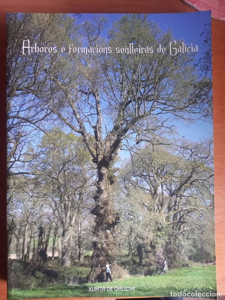 ÁRBORES E FORMACIÓNS SENLLEIRAS DE GALICIA (Libros Nuevos - Ciencias Manuales y Oficios - Ciencias Naturales)