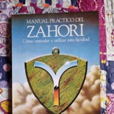 Libros: ZAHORI. Lote 280902593