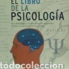 Libros: EL LIBRO DE LA PSICOLOGÍA. Lote 286827883