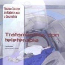 Libros: TRATAMIENTOS CON TELETERAPIA. Lote 288034798