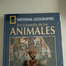 Libros: ENCICLOPEDIA DE LOS ANIMALES DE NATIONAL GEOGRAPHIC - MAMÍFEROS I. Lote 289422138