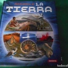 Libros: ENCICLOPEDIA DE LA TIERRA SUSAETA. Lote 289629983