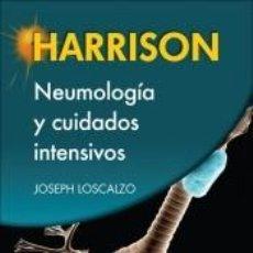 Libros: HARRISON: NEUMOLOGÍA Y CUIDADOS INTENSIVOS. Lote 293750713