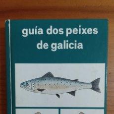 Libros: GUÍA DOS PEIXES DE GALICIA. Lote 296891738