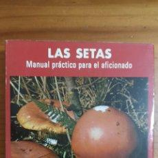 Libros: LAS SETAS. Lote 296894698