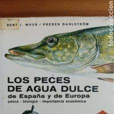 Libros: LOS PECES DE AGUA DULCE. Lote 296898953