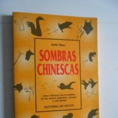 Libros: ATTILIO MINA SOMBRAS CHINESCAS EDITORIAL DE VECCHI BARCELONA 1997. Lote 47969840