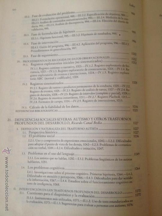 Libros: PERSONAS CON DISCAPACIDAD. PERSPECTIVAS PSICOPEDAGOGICAS Y REHABILITADORAS. MIGUEL A. VERDUGO ALONSO - Foto 16 - 47999975