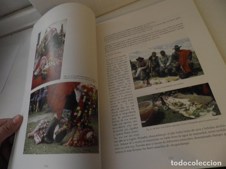 Libros: EL AÑO EN FIESTAS LA CONVIVENCIA CON LOS DIOSES EN LOS ANDES DEL PERU - ANGELA BRACHETTI - Foto 6 - 91645615