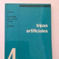Libros: TRIPAS ARTIFICIALES.. Lote 95144855