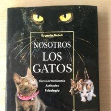 Libros: NOSOTROS LOS GATOS.. Lote 95554251