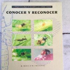 Libros: LA BIOLOGIA DE LAS PLAGAS DE INVERNADERO Y SUS ENEMIGOS NATURALES. CONOCER Y RECONOCER.. Lote 95670079