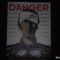 Libros: DANGER. Lote 155899349