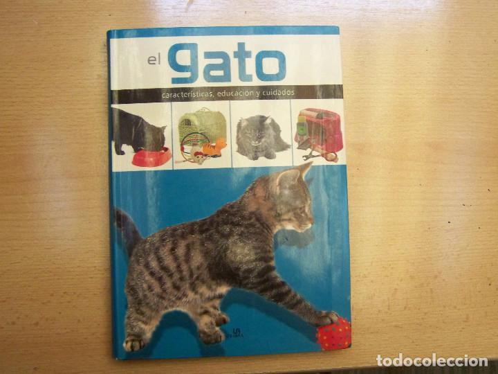 LIBRO EL GATO (Libros Nuevos - Ciencias, Manuales y Oficios - Otros)