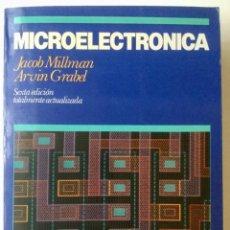 Libros: MICROELECTRÓNICA. HISPANO EUROPEA.. Lote 100593031