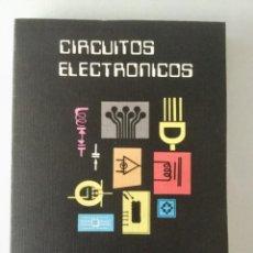 Libros: CIRCUITOS ELECTRÓNICOS 3. DIGITALES 1. ETSI DE TELECOMUNICACIONES MADRID. Lote 100628463