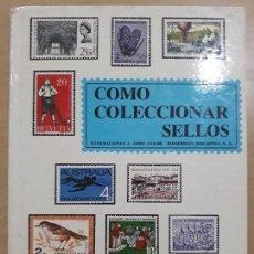 Libros: COMO SELECCIONAR SELLOS. Lote 103867407