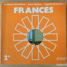 Libros: FRANCÉS 2* BIP. ANAYA. Lote 104685447