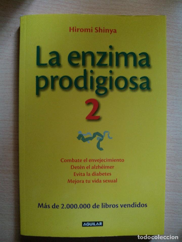 la enzima prodigiosa 1