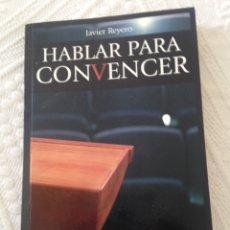 Libros: HABLAR PARA CONVENCER. Lote 108409792