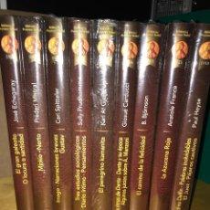 Libros: BIBLIOTECA PREMIOS NOBEL, [NUEVA PRECINTADA]. Lote 108553075