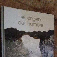 Libros: EL ORIGEN DEL HOMBRE BIBLIOTECA SALVAT GT DE GRANDES TEMAS. Lote 112420759