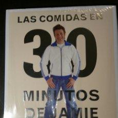 Libros: LAS COMIDAS EN 30 MINUTOS DE JAMIE. Lote 112748939