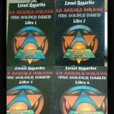 Libros: ENCICLOPEDIA COMPLETA CIENCIAS OCULTAS,LA AURORA DORADA. Lote 113028651